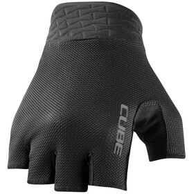 Cube Performance Short Finger Gloves, black